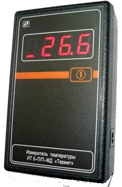 Термометр железнодорожный (рельсовый) ИТ5-п/п-ЖД