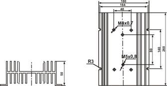 Радиатор охлаждения РТР037
