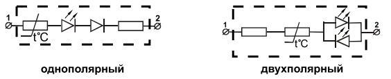 Схема подключения СИТ68