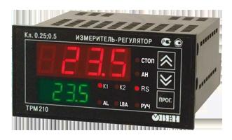 ОВЕН ТРМ210