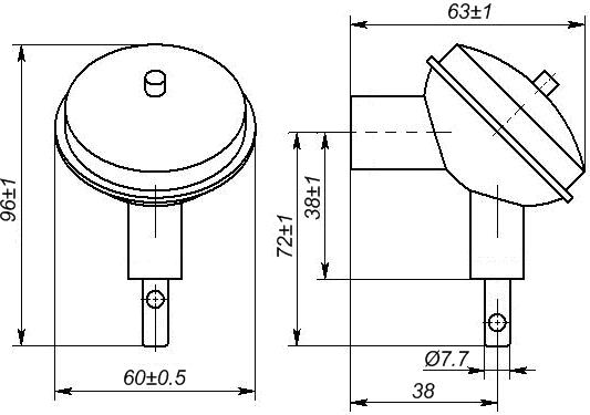 Устройство пусковое температурное УПТ-01