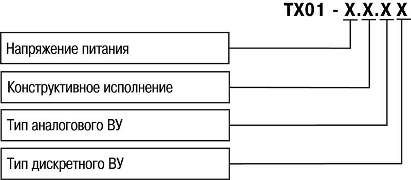 ОВЕН ТХ01-Н